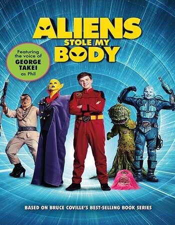 Aliens Stole My Body 2020