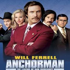 Anchorman The Legend of Ron Burgundy 2004