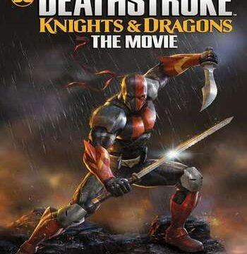 Deathstroke Knights Dragons 2020