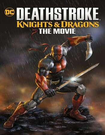 Deathstroke Knights Dragons 2020