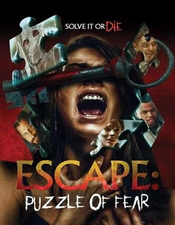 Escape Puzzle of Fear 2020