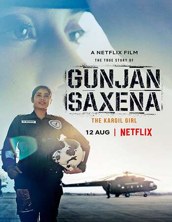Gunjan Saxena The Kargil Girl 2020