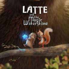 Latte and the Magic Waterstone 2019