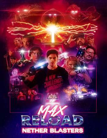 Max Reload and the Nether Blasters 2020