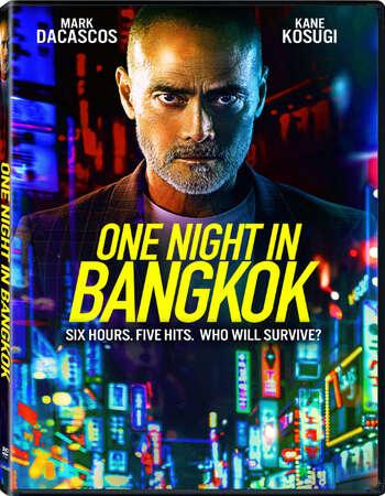 One Night in Bangkok 2020 subtitles