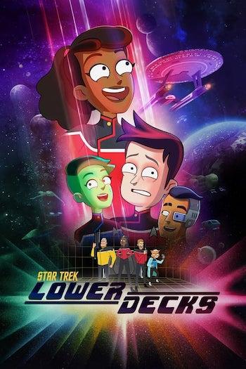 Star Trek Lower Decks Season 1 s01 subtitles