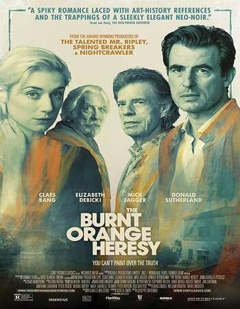 The Burnt Orange Heresy 2020 subtitles
