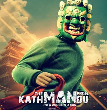 The Man from Kathmandu Vol. 1 2020
