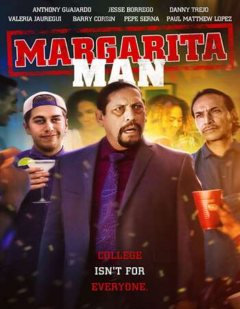 The Margarita Man 2020