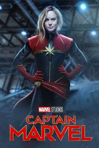 Captain Marvel 2019