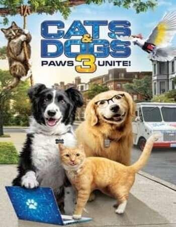 Cats Dogs 3 Paws Unite 2020 Subtitles