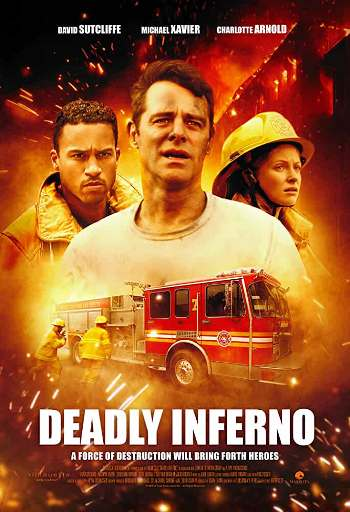 Deadly Inferno (2016) Dual Audio Hindi-English Full Movie