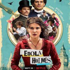 Enola Holmes 2020 dual audio hindi