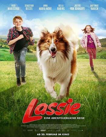 Lassie Come Home 2020