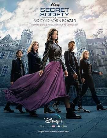 Secret Society of Second Born Royals 2020 Subtitles