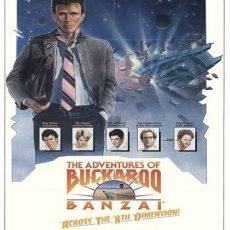 The Adventures of Buckaroo Banzai Across the 8th Dimension 1984