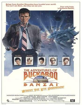 The Adventures of Buckaroo Banzai Across the 8th Dimension 1984