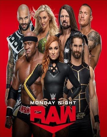 WWE Monday Night RAW 28 September 2020