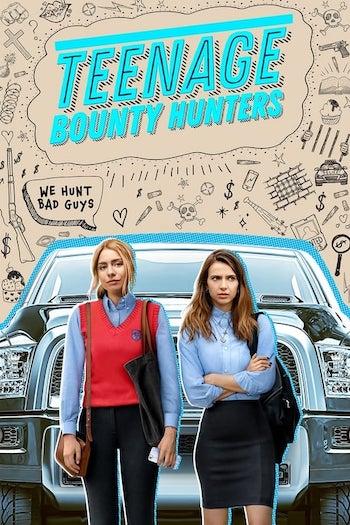 teenage bounty hunters S01 E08