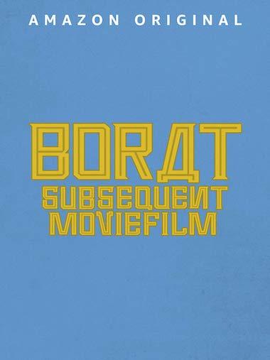 Borat Subsequent Moviefilm 2020 subtitles