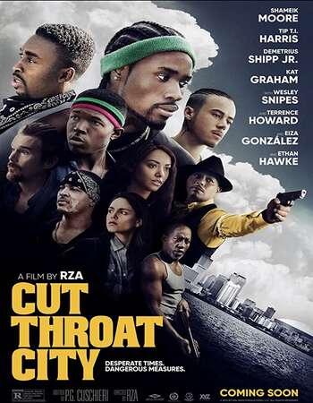 Cut Throat City 2020 Subtitles