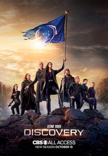 Star Trek Discovery S03 E03