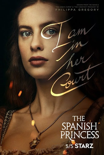 The Spanish Princess S02 E01