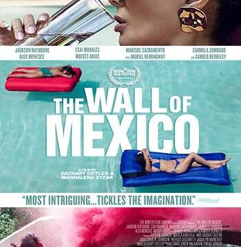 The Wall of Mexico 2020