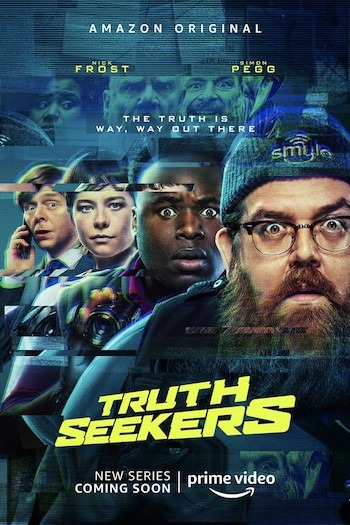 Truth Seekers Season 1