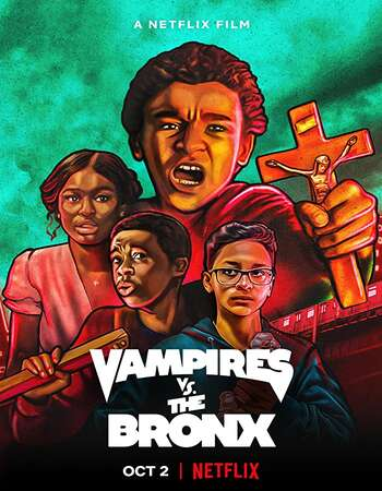Vampires vs. the Bronx 2020 Subtitles