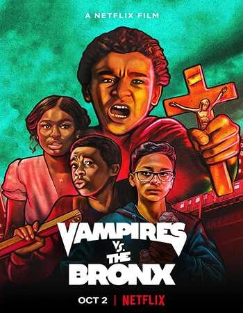Vampires vs. the Bronx 2020