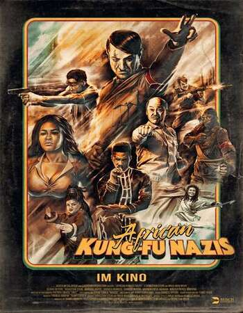 African Kung Fu Nazis 2020