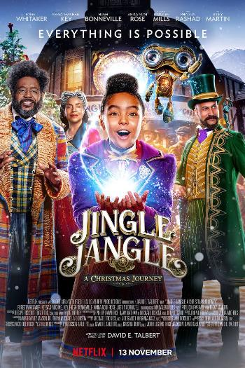 Jingle Jangle A Christmas Journey 2020 Subtitles