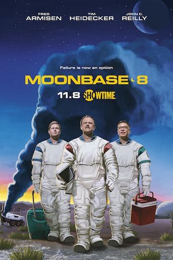 Moonbase 8 Season 1 Subtitles