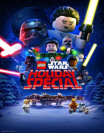 The Lego Star Wars Holiday Special 2020 Subtitles