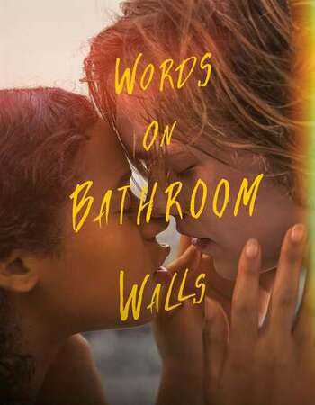 Words on Bathroom Walls 2020 Subtitles