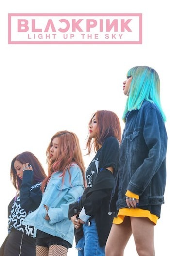 Blackpink: Light Up the Sky (2020) Korean Movie Download