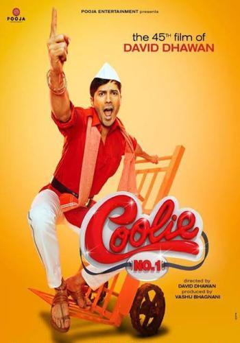Coolie No. 1 2020