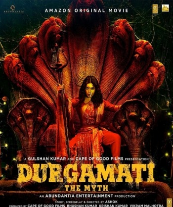 Durgamati The Myth 2020 Subtitles