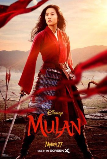 Mulan 2020 Dual Audio Hindi