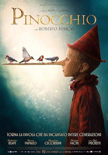 Pinocchio 2020 Subtitles