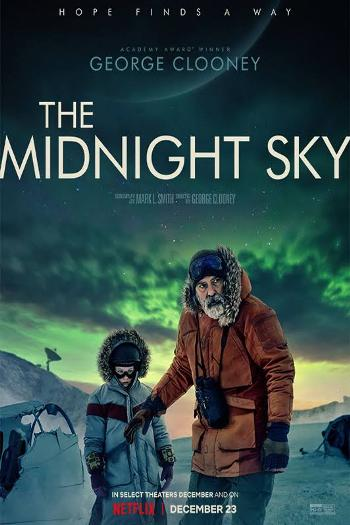 The Midnight Sky 2020 dual audio