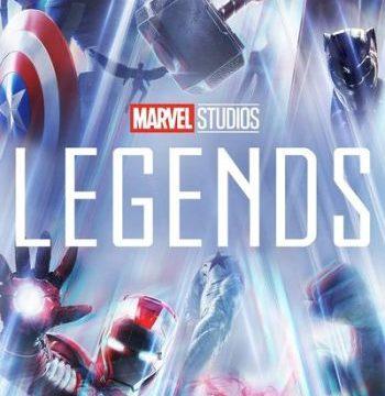 Marvel Studios Legends Season 1