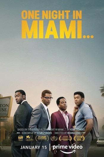 DOWNLOAD SRT: One Night in Miami Subtitles (2020) | StagaTV