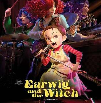 Earwig and the Witch 2020