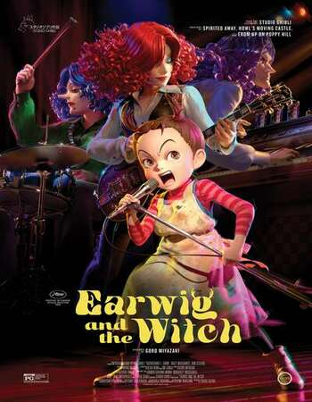Earwig and the Witch 2020 Subtitles