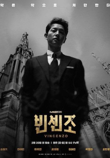 Vincenzo Korean Drama subtitles
