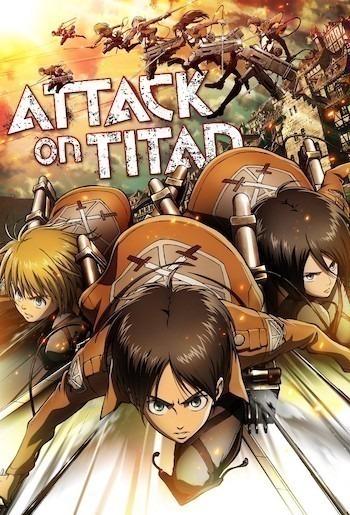 Attack on Titan S04 E13