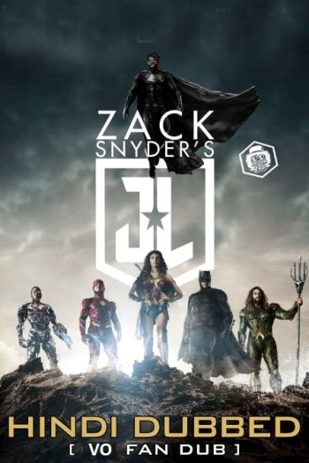 JUSTICE LEAGUE The Snyder Cut 2021 Hindi English