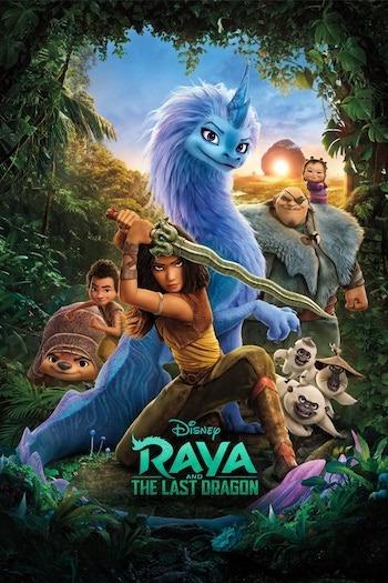 Raya and the Last Dragon Subtitle